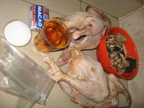 Снимка 3 от рецепта за Печено пиле в плик
