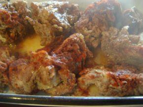 Снимка 2 от рецепта за Печено свинско
