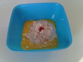 Снимка 2 от рецепта за Пикантни кифли