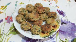 Снимка 2 от рецепта за Пикантни кюфтенца от нахут