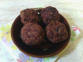 Снимка 2 от рецепта за Пикантни пържени кюфтета