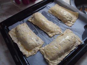 Снимка 3 от рецепта за Пиле `Уелингтън`