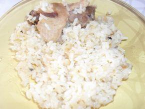 Снимка 2 от рецепта за Пиле с бял ориз