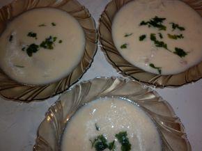 Снимка 2 от рецепта за Пиле фрикасе