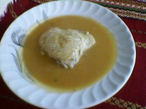 Снимка 2 от рецепта за Пиле каша