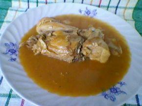 Снимка 4 от рецепта за Пиле каша