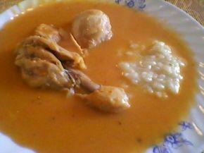 Снимка 2 от рецепта за Пиле с доматен сос