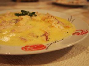 Снимка 2 от рецепта за Пиле с естрагон ала Беарнез