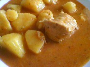 Снимка 5 от рецепта за Пиле с картофи