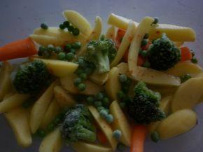 Снимка 2 от рецепта за Пиле с майонеза - II вид