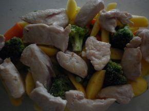 Снимка 3 от рецепта за Пиле с майонеза - II вид