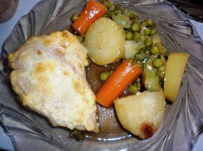Снимка 6 от рецепта за Пиле с майонеза - II вид