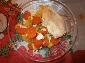 Снимка 7 от рецепта за Пиле с майонеза
