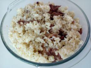 Снимка 3 от рецепта за Пиле с ориз - варено