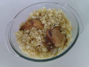 Снимка 4 от рецепта за Пиле с ориз - II вариант