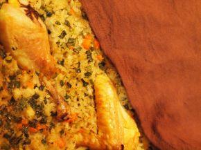 Снимка 4 от рецепта за Пиле с ориз