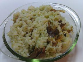 Снимка 8 от рецепта за Пиле с ориз