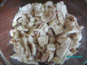 Снимка 2 от рецепта за Пиле със сос бешамел