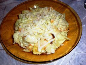 Снимка 2 от рецепта за Пиле със зеленчуци и сметана