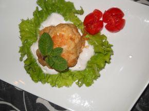 Снимка 3 от рецепта за Пилешка бомба