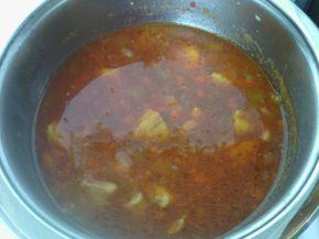 Снимка 4 от рецепта за Пилешка кавърма