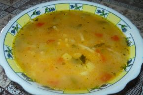 Снимка 10 от рецепта за Пилешка супа
