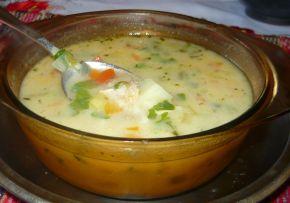 Снимка 11 от рецепта за Пилешка супа