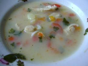 Снимка 7 от рецепта за Пилешка супа