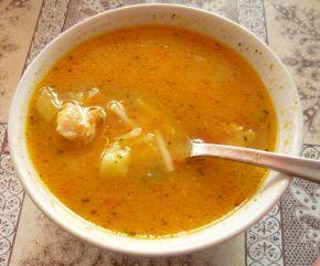 Снимка 8 от рецепта за Пилешка супа