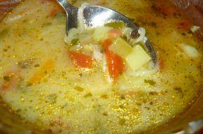 Снимка 9 от рецепта за Пилешка супа