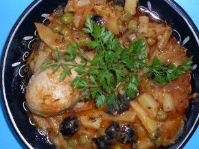 Снимка 2 от рецепта за Пилешки бутчета по карнобатски