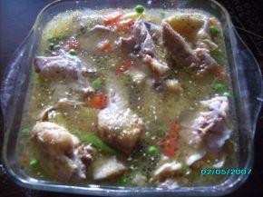 Снимка 2 от рецепта за Пилешки гювеч