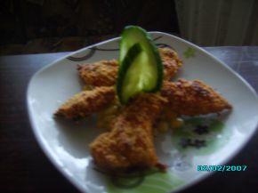 Снимка 2 от рецепта за Пилешки хапки