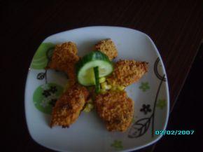 Снимка 3 от рецепта за Пилешки хапки
