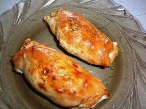 Снимка 6 от рецепта за Пилешки рулца