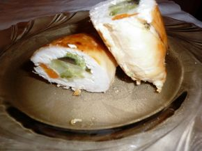 Снимка 7 от рецепта за Пилешки рулца
