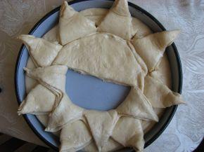 Снимка 5 от рецепта за Пита Слънце за 3-ти март