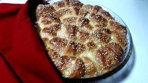 Снимка 6 от рецепта за Пита за Малка Богородица