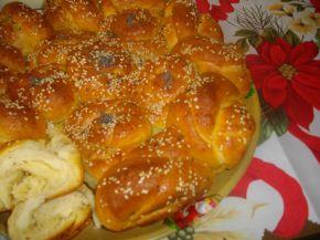 Снимка 5 от рецепта за Пита за празници