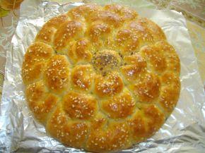 Снимка 2 от рецепта за Питка Хризантема