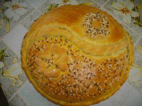 Снимка 3 от рецепта за Питка ИН и ЯН