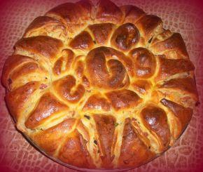 Снимка 3 от рецепта за Питка с богата плънка