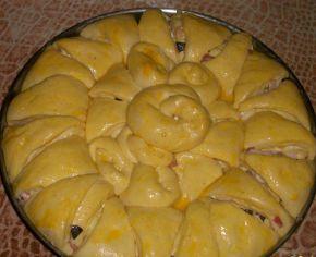 Снимка 5 от рецепта за Питка с богата плънка