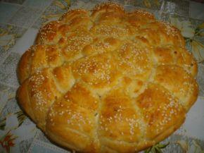 Снимка 6 от рецепта за Питка с орехи и сирене