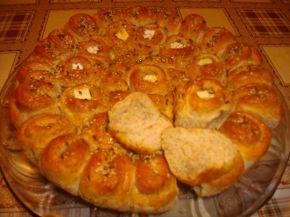 Снимка 3 от рецепта за Питка с три вида брашно и сирене