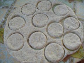 Снимка 6 от рецепта за Питка с три вида брашно и сирене