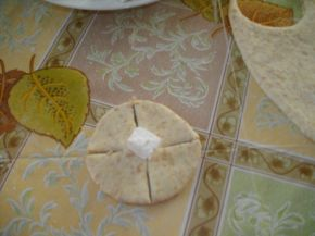 Снимка 9 от рецепта за Питка с три вида брашно и сирене