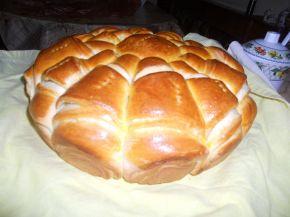 Снимка 2 от рецепта за Питка `Слънце`