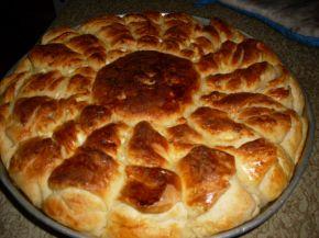 Снимка 3 от рецепта за Питка `Слънце`