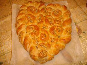 Снимка 3 от рецепта за Питка сърце с пълнозърнесто брашно